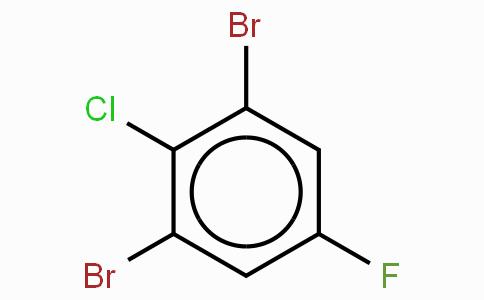 2-氯-1,3-二溴-5-氟苯