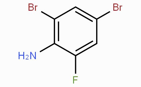 2,4-二溴-6-氟苯胺