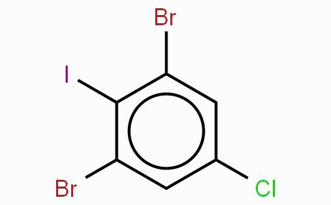 3,5-Dibromo-4-iodochlorobenzene