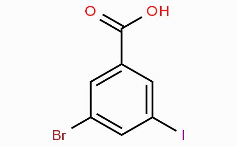 3-溴-5-碘苯甲酸
