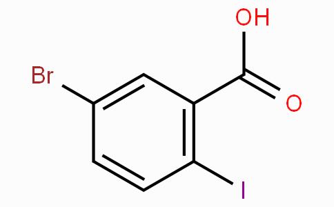 2-碘-5-溴苯甲酸