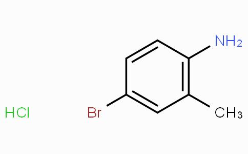 4-溴-2-甲基苯胺盐酸盐