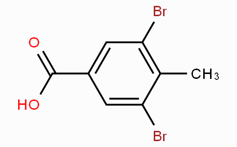 3,5-Dibromo-4-methylbenzoic acid