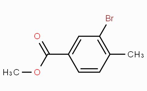 Methyl 3-bromo-4-methylbenzoate