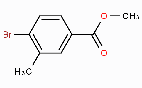 4-溴-3-甲基苯甲酸甲酯