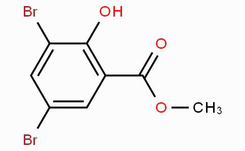3,5-二溴-2-羟基苯甲酸甲酯