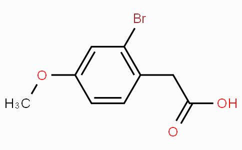 2-溴-4-甲氧基苯乙酸