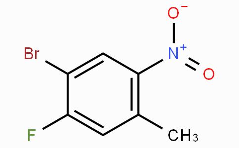 4-溴-5-氟-2-硝基甲苯