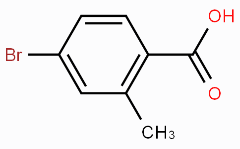 4-Bromo-2-methylbenzoic acid