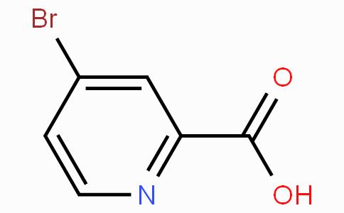 4-溴-2-吡啶甲酸