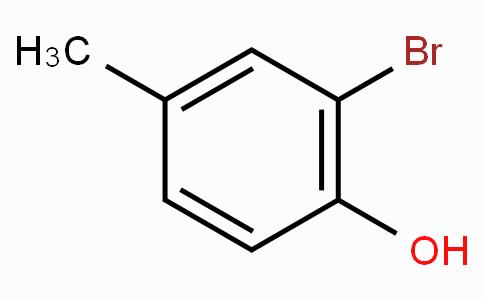 2-Bromo-4-methylphenol