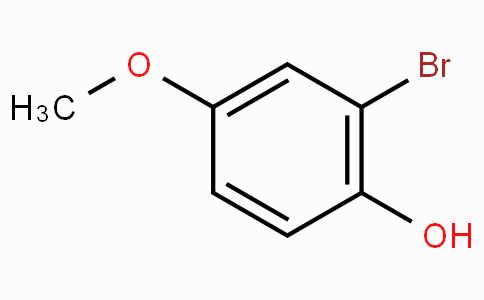 2-溴-4-甲氧基苯酚