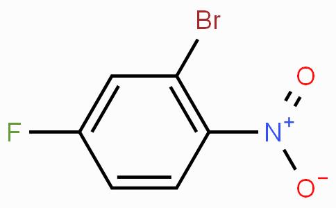2-Bromo-4-fluoro-1-nitrobenzene