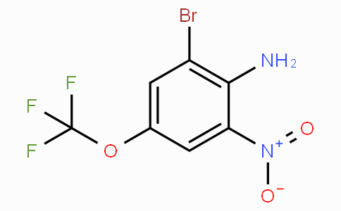 2-Bromo-4-(trifluoromethoxy)-6-nitroaniline