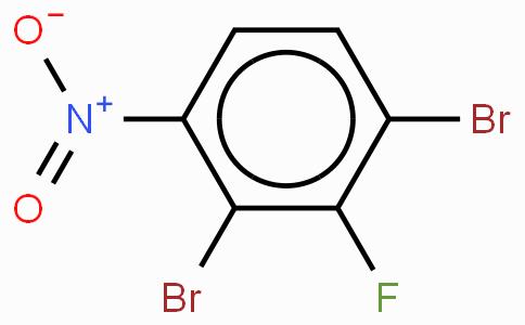 2,4-二溴-3-氟硝基苯