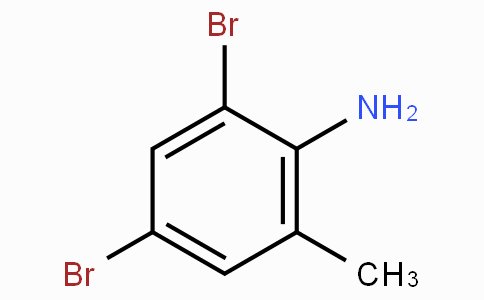 2,4-二溴-6-甲基苯胺