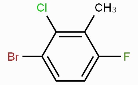 3-Bromo-2-chloro-6-fluorotoluene