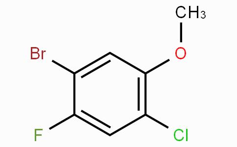 5-Bromo-2-chloro-4-fluoroanisole
