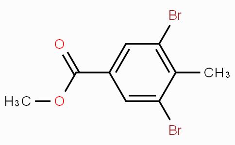 3,5-二溴-4-甲基苯甲酸甲酯