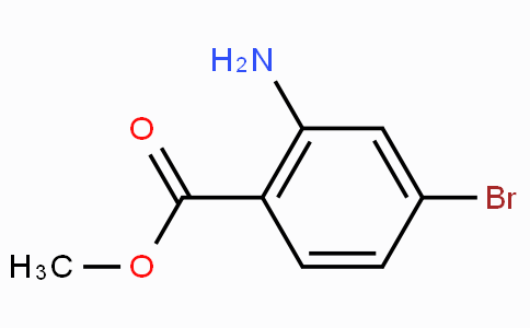 2-氨基-4-溴苯甲酸甲酯