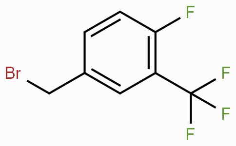 4-氟-3-(三氟甲基)溴苄
