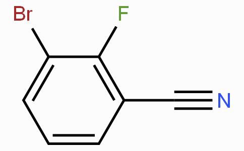 3-Bromo-2-fluorobenzonitrile