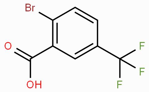 2-Bromo-5-(trifluoromethyl)benzoic acid