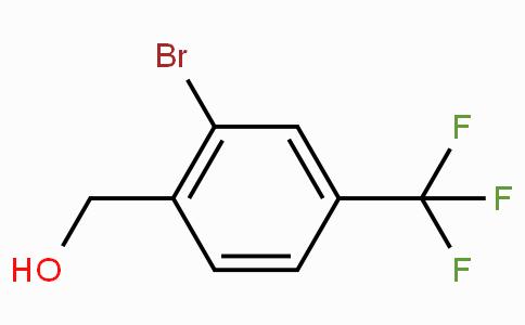 2-Bromo-4-(trifluoromethyl)benzyl alcohol