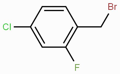1-(溴甲基)-4-氯-2-氟苯