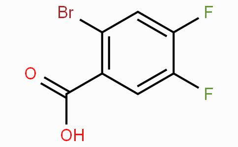2-溴-4,5-二氟苯甲酸