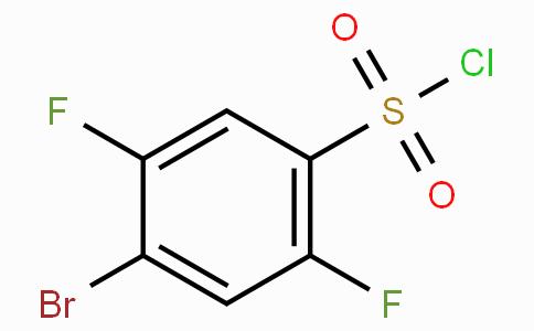 4-Bromo-2,5-difluorobenzenesulfonyl chloride
