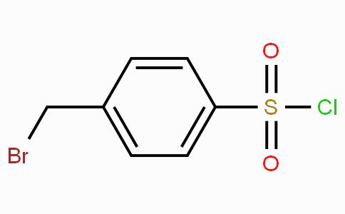 4-(Bromomethyl)benzenesulfonyl chloride