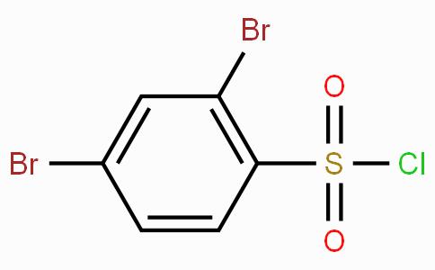 2,4-Dibromobenzenesulfonyl chloride