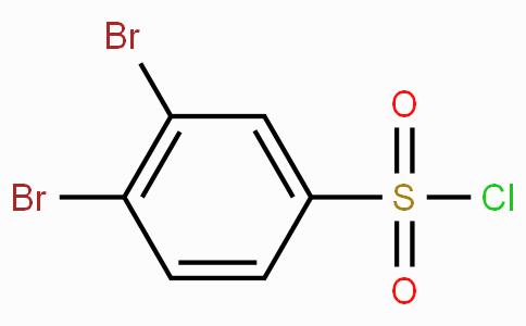 3,4-Dibromobenzenesulfonyl chloride