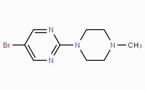 5-Bromo-2-(4-methylpiperazin-1-yl)pyrimidine