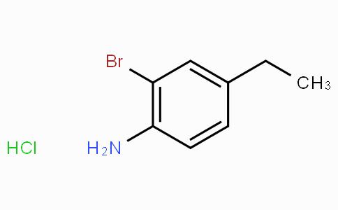 2-Bromo-4-ethylaniline hydrochloride