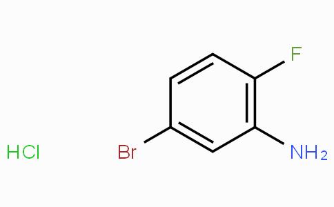 5-Bromo-2-fluoroaniline hydrochloride