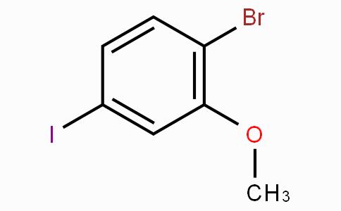 2-溴-5-碘苯甲醚