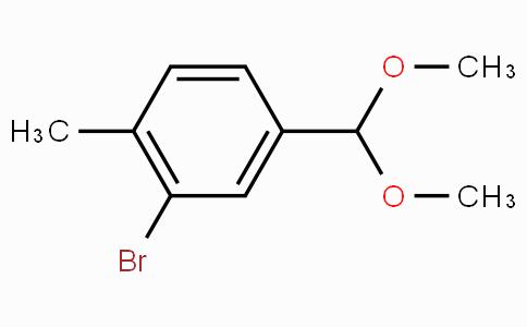 3-Bromo-4-methylbenzaldehyde dimethyl acetal