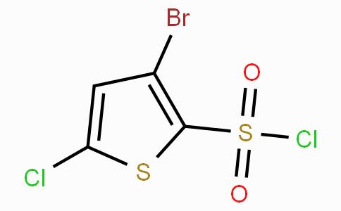 3-Bromo-5-chlorothiophene-2-sulfonyl chloride