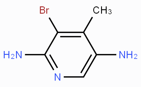 2,5-Diamino-3-bromo-4-picoline