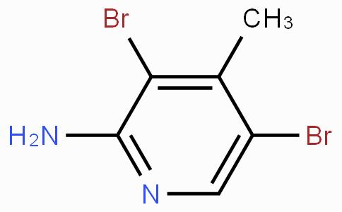 2-Amino-3,5-dibromo-4-picoline