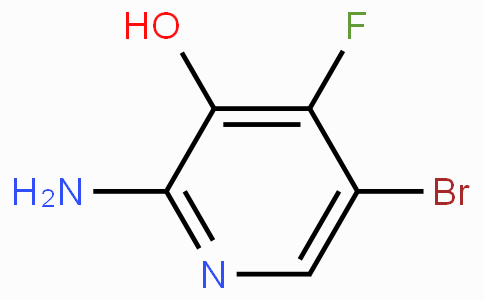 2-Amino-5-bromo-4-fluoro-3-hydroxypyridine