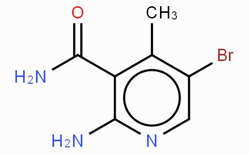 2-Amino-5-bromo-4-methyl nicotinamide