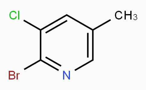 2-Bromo-3-chloro-5-picoline