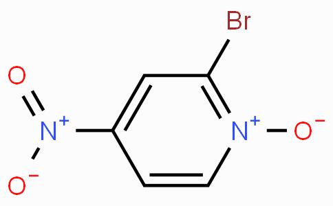 2-溴-4-硝基吡啶 N-氧化物