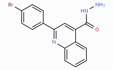 2-(4-Bromo-phenyl)-quinoline-4-carboxylic acid hydrazide