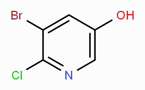 3-Bromo-2-chloro-5-hydroxypyridine