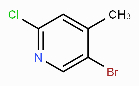 2-氯-4-甲基-5-溴吡啶