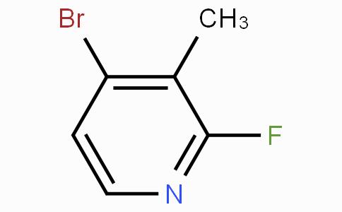 4-Bromo-2-fluoro-3-picoline